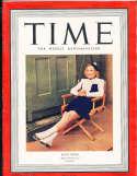 1949 7/17 Sonja Henie Time Magazine