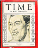 1931 10/5 Primo Carnera Boxing Time Magazine