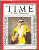 1929 7/1 Helen Wills Tennis Time Magazine