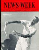 1936 9/12 Fred Perry Tennis Newsweek Magazine  rwa4