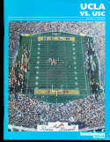 1984 USC vs UCLA Football Program
