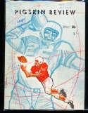 1959 USC vs UCLA Football Program