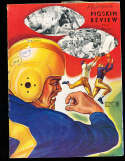 1949 USC vs UCLA Football Program