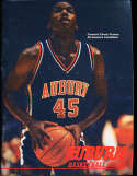 1984 Auburn Chuck Person  Basketball Press Media Guide