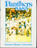 1984 Eastern Illinois Kevin Duckworth  Basketball Press Media Guide