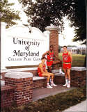 1984 Maryland Len Bias  Basketball Press Media Guide
