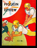 1961 9/22 Georgia Tech vs USC Football Program nm clean