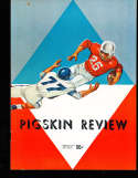 1960 10/15 California vs USC Football Program