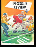 1955 9/30 Texas  vs USC Football Program