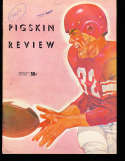 1955 11/26 Notre Dame  vs USC Football Program