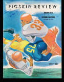 1954 10/30 Oregon State  vs USC Football Program