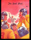 1948 11/12  UCLA vs Oregon Football Program