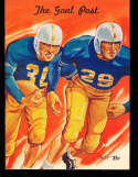 1948 9/18  UCLA vs Washington State Football Program