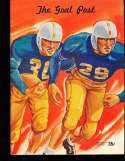1949 9/18  UCLA vs washington Football Program b