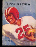 1947 12/6  USC vs Notre Dame Football Program