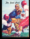 1946 10/12  UCLA vs STanford Football Program