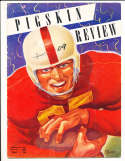 1950 11/26  USC vs Notre Dame Football Program