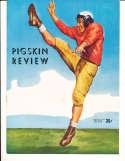 1948 9/17 Utah vs USC Football Program