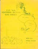 1973 CIF AA california Rio Mesa Temple City HS Football Program
