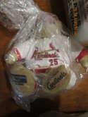 Cooperstown St. Louis Cardinals Bear #25  136/2000 20x13x5