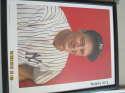 Lou Gehrig 1984 Baseball Americana Marketcom Litho form 4573  20x24