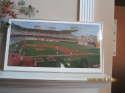 """Boys of Summer"" Brooklyn Dodgers Roy Campanella  lithograph 18x33 Andy Jurinko"