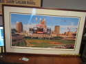 1994 Jacobs Field Cleveland Indians large Stadium print