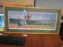 1993 Ted Williams splendid fenway finale Stadium Print Bull Furdom