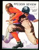 1935  10/5  USC vs Pacific Football Program complete