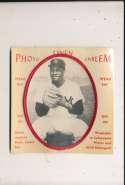 1963 Photo Linen Emblem Elston Howard New York Yankees