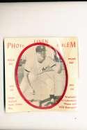 1963 Photo Linen Emblem Tony Kubek New York Yankees