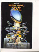 1978 Superbowl XII  Championship Press Media Guide