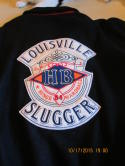 Louisville Slugger Baseball Bats 1884 Full size Jacket xl