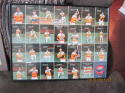 1985 Houston Astros Mothers cookies uncut Sheet Nolan Ryan card