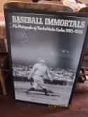 Babe Ruth New York Yankees Baseball Immortals Conlan promo poster