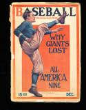1913 December The baseball Magazine