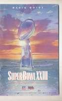1989 Superbowl XXIII  Championship Press Media Guide
