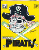 1958 Pittsburgh Pirates baseball yearbook em