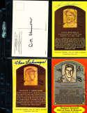 Stanley Covelski HOF Red Plaque card