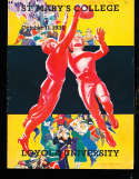 1936 10/11 Loyola LA vs Saint Mary's  football program