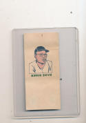 1960 topps Tattoo Baseball Ryne Duren New York Yankees card