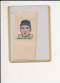 1960 topps Tattoo Baseball card John Antonelli