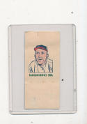 1960 topps Tattoo Baseball card Joe Cunningham
