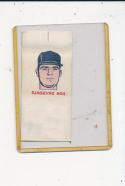 1960 topps Tattoo Baseball card Don Drysdale Los Angeles Dodgers
