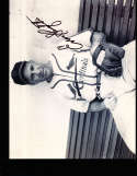Enos Slaughter St. Louis Cardinals  8x10 signed