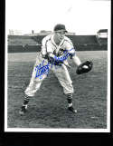 Marty Marion St. Louis Cardinals fielding 8x10 signed