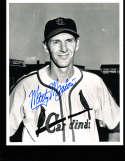 Marty Marion St. Louis Cardinals portrait 8x10 signed