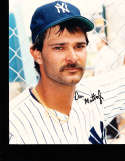 Don Mattingly New York Yankees  8x10 signed