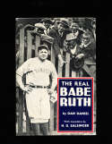 The Real Babe Ruth by Dan Daniel 1948; 162 pages bxbs1
