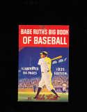 Babe Ruth Big Book of Baseball 1935 edition